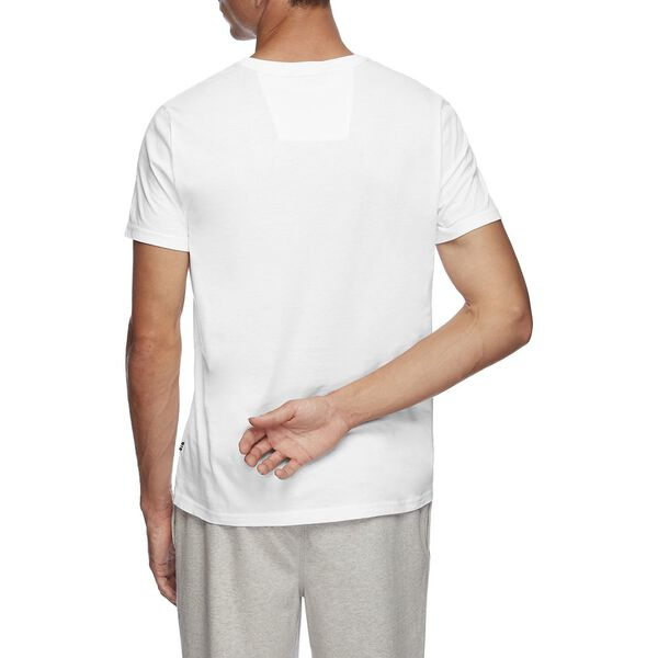 Short Sleeve Anchor Logo Tee, Bright White, hi-res