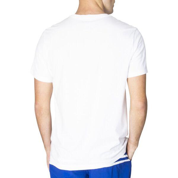 The Blue Sail Club Short Sleeve Tee, Bright White, hi-res