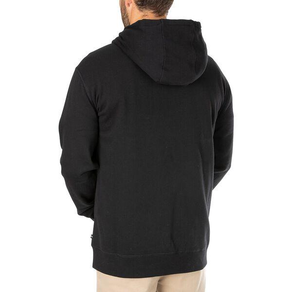 Big & Tall Zip It Your Way Hoodie, True Black, hi-res