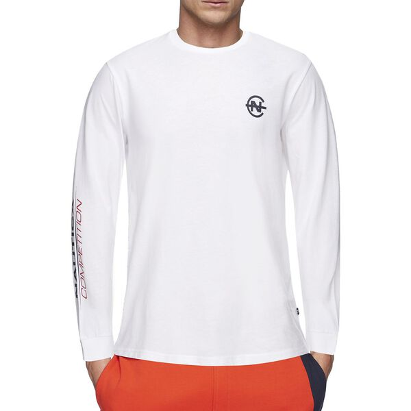 NAUTICA COMPETITION AUTHENTIC LONG SLEEVE TEE