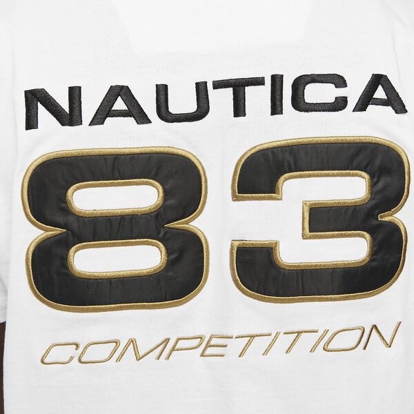 Nautica Competition Ore Tee, White, hi-res