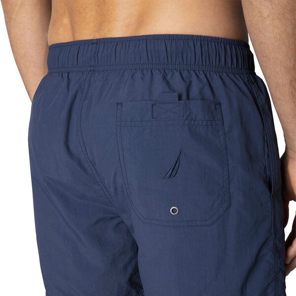 Nautica Always Water Ready Swim Shorts, Navy, hi-res