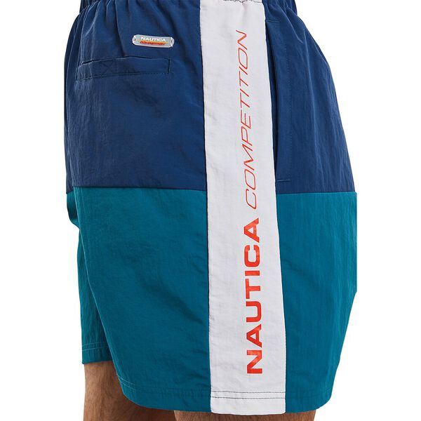 """Nautica Competition 15"""" Fender Swims, Navy, hi-res"""