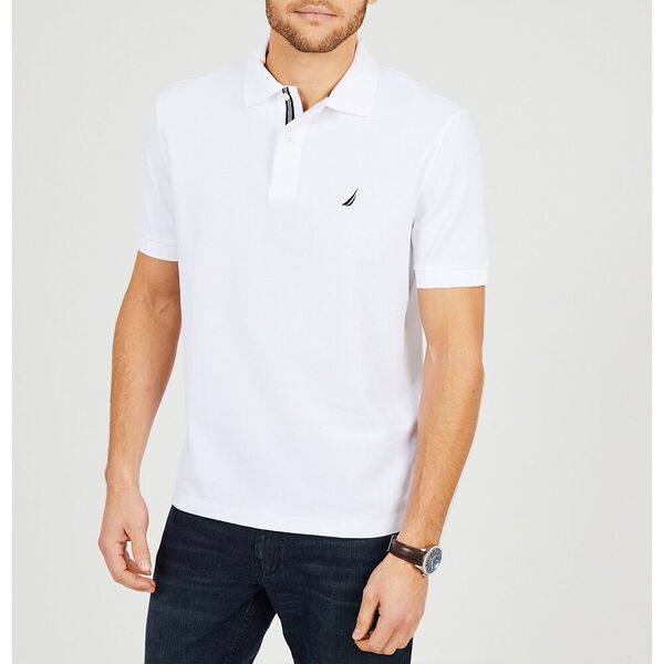 Big & Tall Short Sleeve Deck Polo
