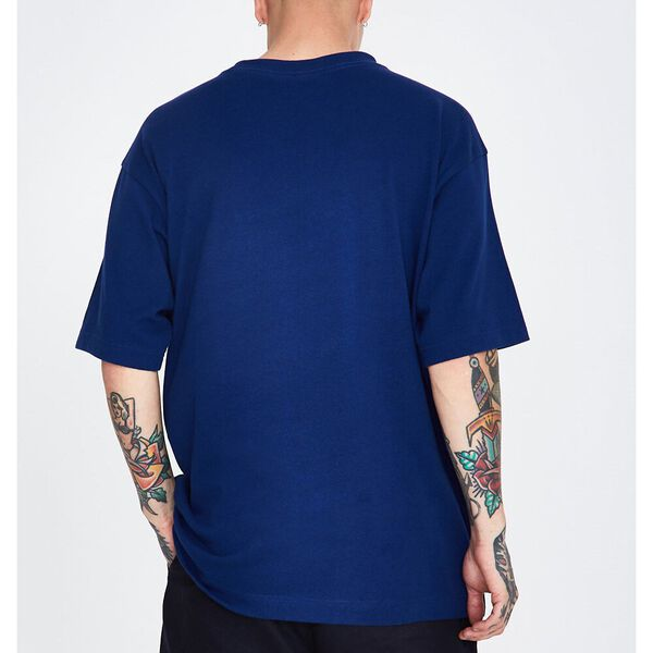 C&S Vertical Stripe T-Shirt Blue Depths, Blue Depths, hi-res