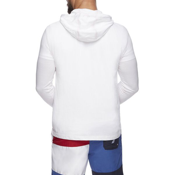 BEACH TO STREET HOODIE, BRIGHT WHITE, hi-res