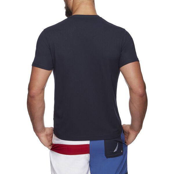 BLUE SAIL HYDRO WICKING TEE, NAVY, hi-res