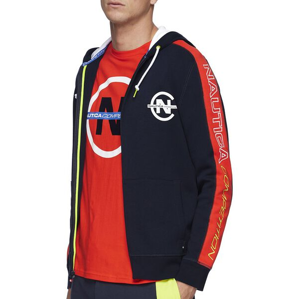 NAUTICA COMPETITION FULL ZIP HOODIE