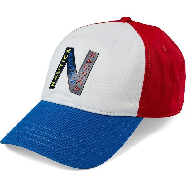 6 PANEL COLOURBLOCK CAP