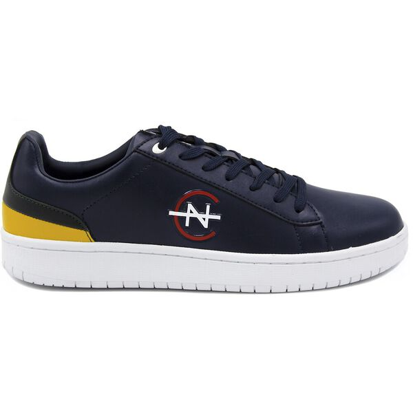 Nautica Competition Footaction Best spin Sneakers, Navy, hi-res