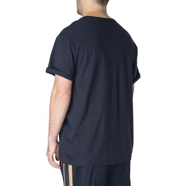 Big & Tall The Deep Blue Tee, Navy, hi-res