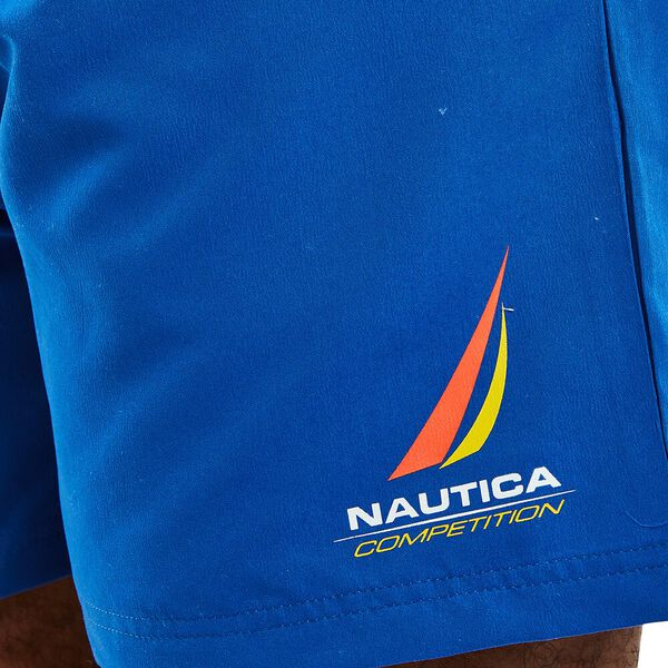 Nautica Competition Decks Swims, Spinner Blue, hi-res
