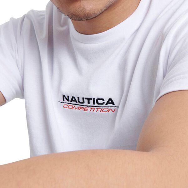 Nautica Competition Larmar Tee, White, hi-res
