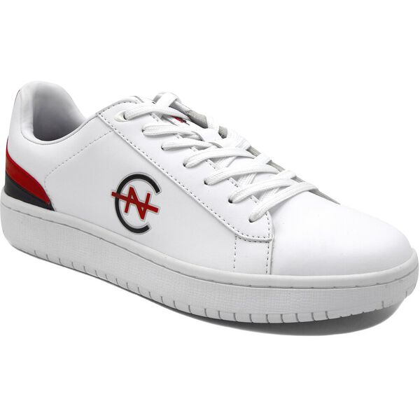 Nautica Competition Footaction Best spin Sneakers, White, hi-res