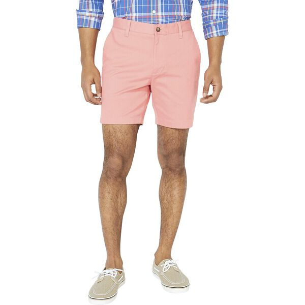 Flat Front Walk Shorts
