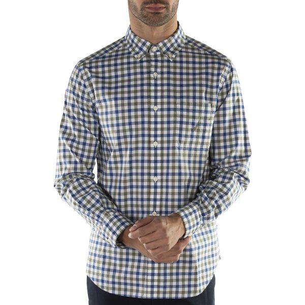 Classic Fit The Casual Plaid Shirt, Olivine, hi-res