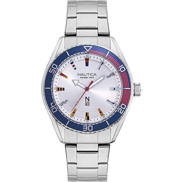 Finn World N-83 Collection Watch, Silver, hi-res