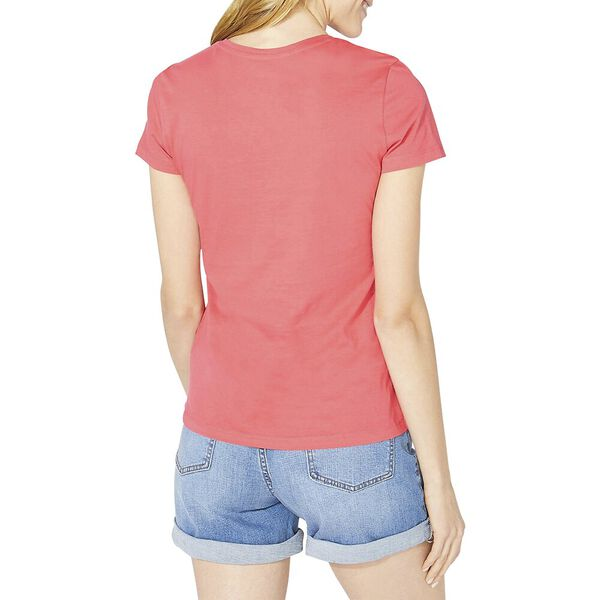 In The Detail Short Sleeve Tee, Paradise Pink, hi-res