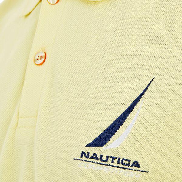 Nautica Competition Coble Polo, French Vanilla, hi-res