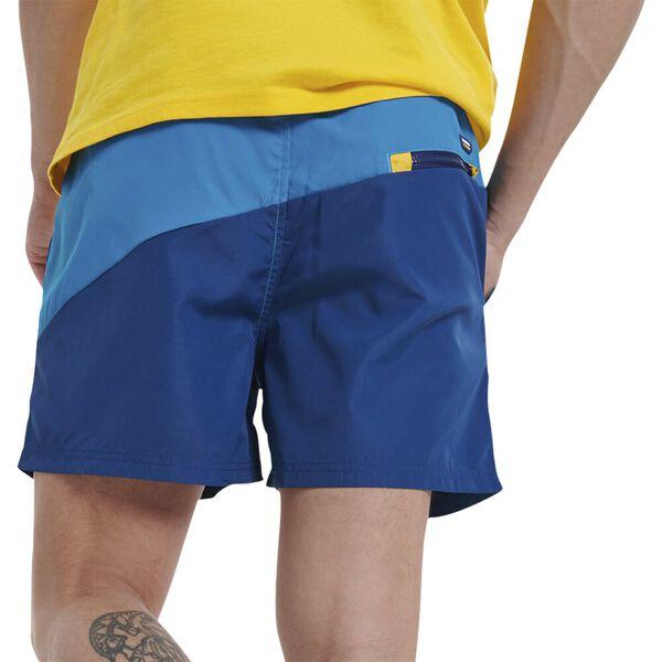 Nautica Competiton Pietro Swim Shorts, Navy, hi-res