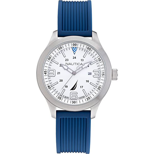 Point Loma Classic Nautical Watch, Blue, hi-res