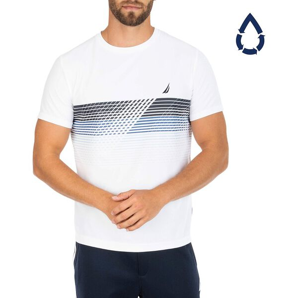 Sustainably Crafted Navtech Graphic Tee