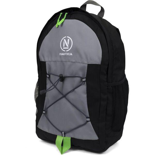 H20 Sport Pack Drawcord Backpack, Grey, hi-res