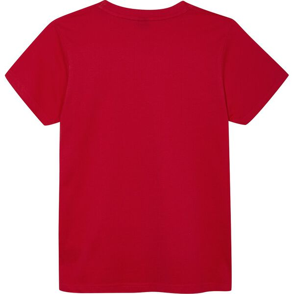 Boys 8-14 Skipper Graphic Tee, Red, hi-res