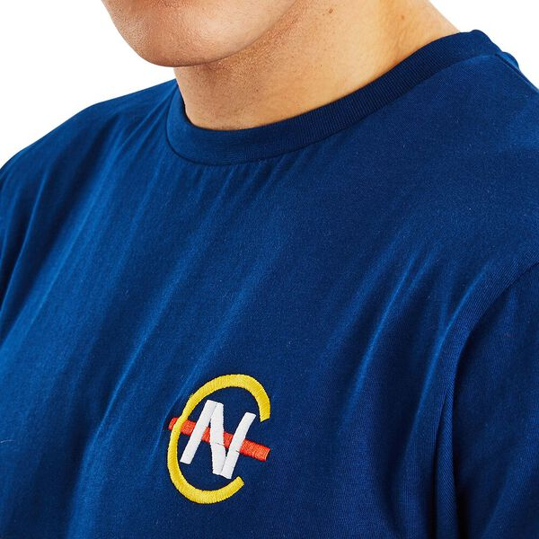 Nautica Competition Sayle Tee, Spinner Blue, hi-res