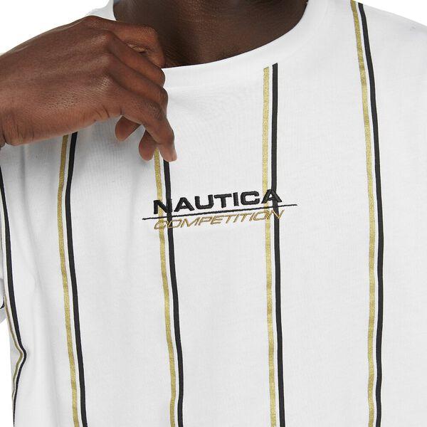 Nautica Competition McNeese Tee, White, hi-res