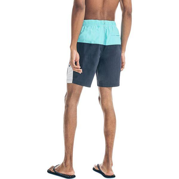 "Heritage Sailing 8"" Swim Shorts, Mirage Blue, hi-res"