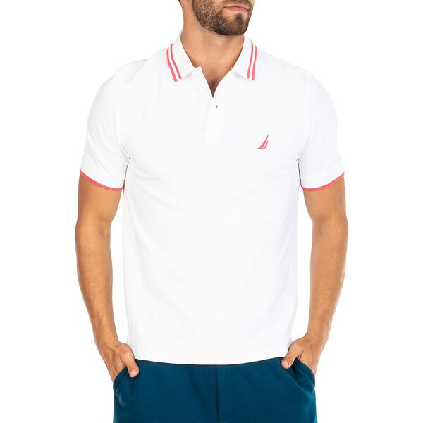 Classic Fit Navtech Tip The Cuff Polo