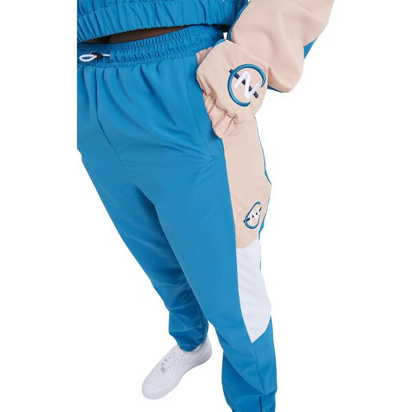 Nautica Competition Chalao Track Pants, Teal, hi-res