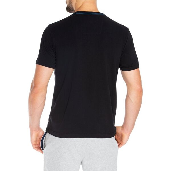 Nautica Competition N Graphic Tee, True Black, hi-res