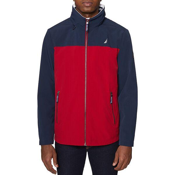 Nautica Colourblock Harrison Windbreaker Jacket