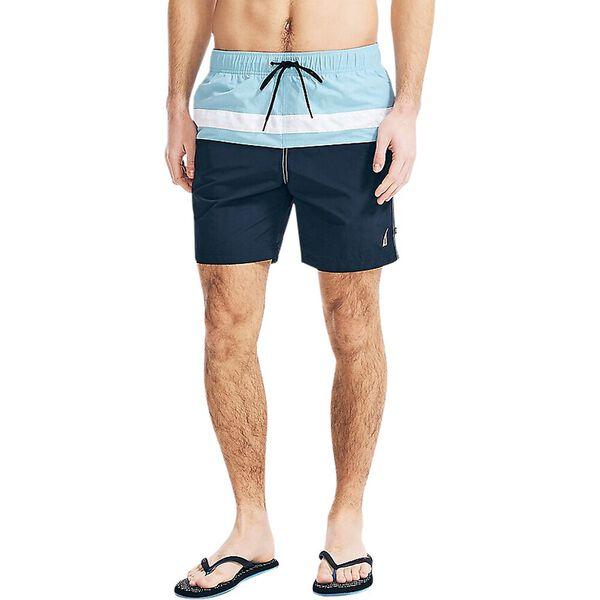 """Slim Band 8"""" Swim Shorts"""