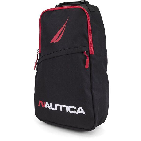 NAUTICA RACER LOGO SLING BAG