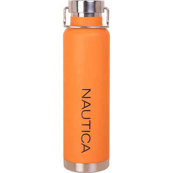 Nautica Copper Insulated Drink Bottle, Spicy Orange, hi-res