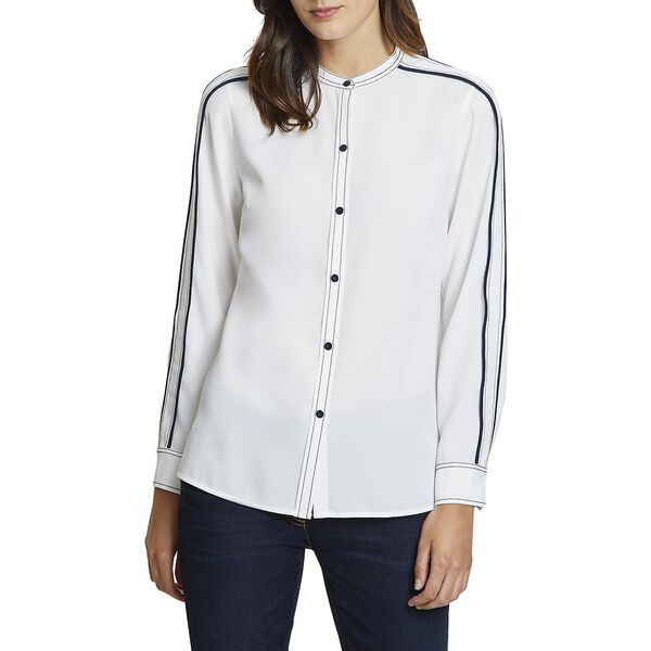 DOUBLE STRIPE LONG SLEEVE SHIRT