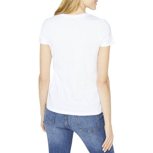In The Detail Short Sleeve Tee, Bright White, hi-res