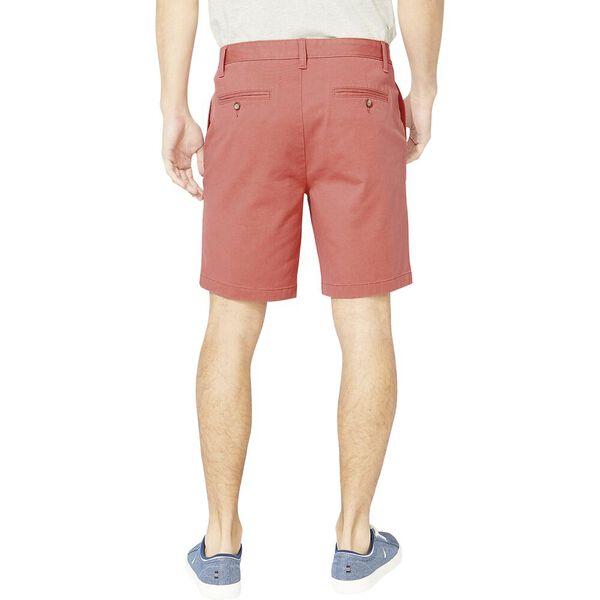 "Classic Fit 18.5 "" Stretch Deck Short, Mineral Red, hi-res"