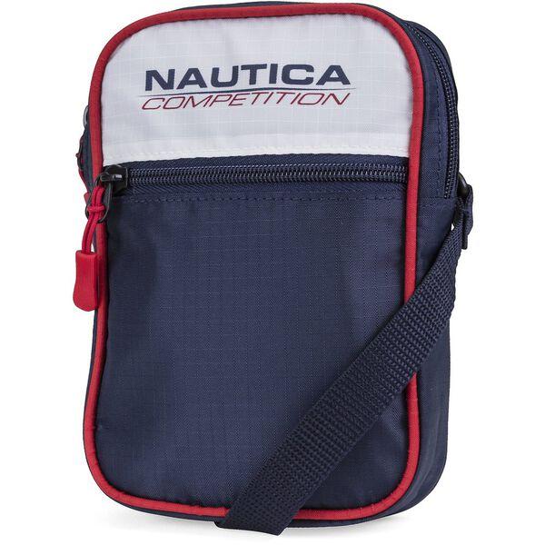 Nautica Competition Festival Crossbody Bag, Navy, hi-res