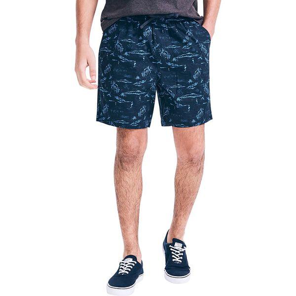 Island Inspired Shorts, Navy, hi-res