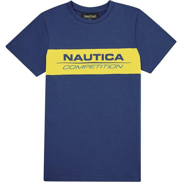 Boys 3 -7 Nautica Competition Podia T-Shirt