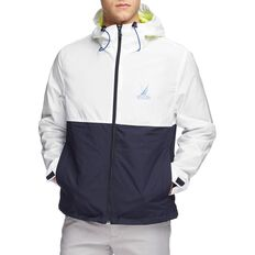 BLUE SAIL HOOD WINDBREAKER
