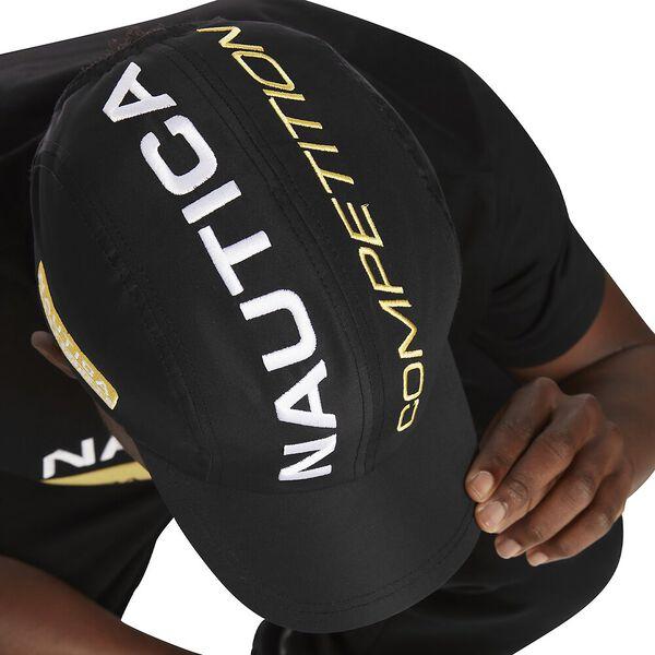 Nautica Competition Cali2 Skull Cap, Black, hi-res