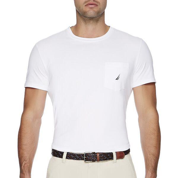 Logo Pocket T-Shirt, Bright White, hi-res