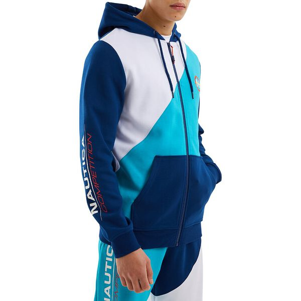 Nautica Competition Forecastle hoodie, Navy, hi-res