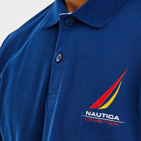 Nautica Competition Cobel Polo, Navy, hi-res