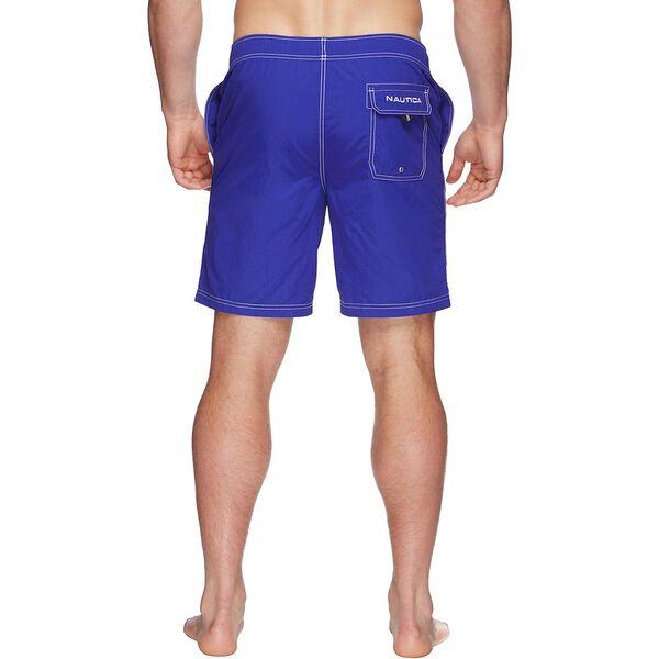 Anchor Swim Short, Bright Cobalt, hi-res